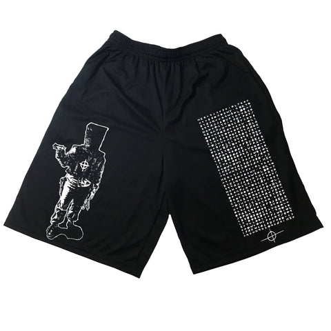 Zodiac Gym Shorts