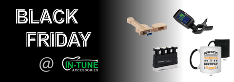 Black Friday @ In-Tune Accessories