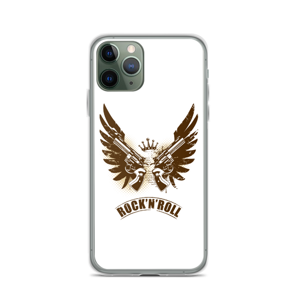 Rock N Roll - iPhone Case - iPhone 11 Pro - White