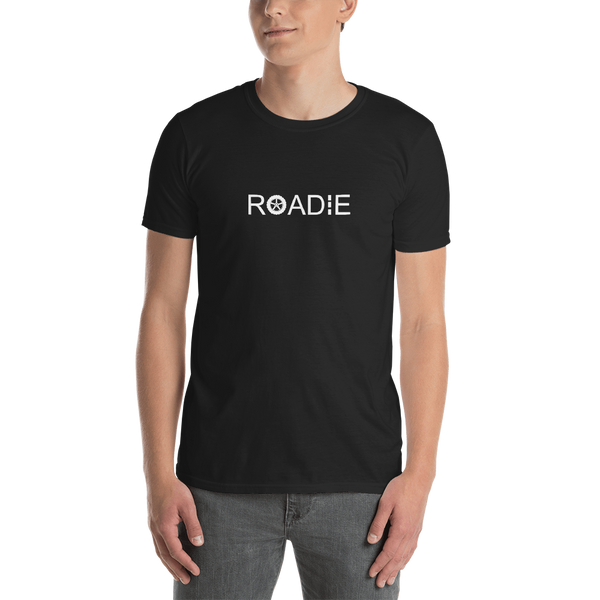 Roadie - Unisex T-Shirt - Black