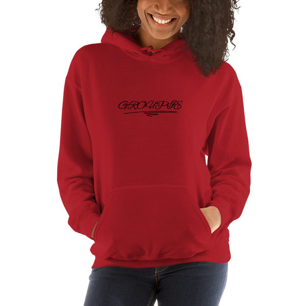 Groupie Hooded Sweatshirt