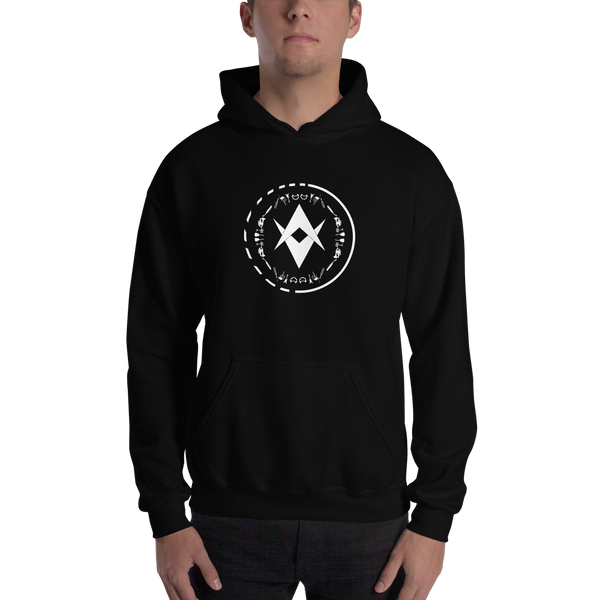Optic Sounds - Unisex Hoodie - Black