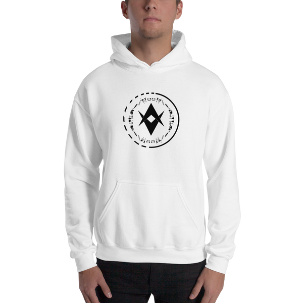 Optic Sounds - Unisex Hoodie - White