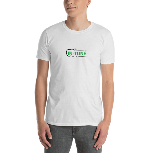 In-Tune Accessories - Unisex T-Shirt - White