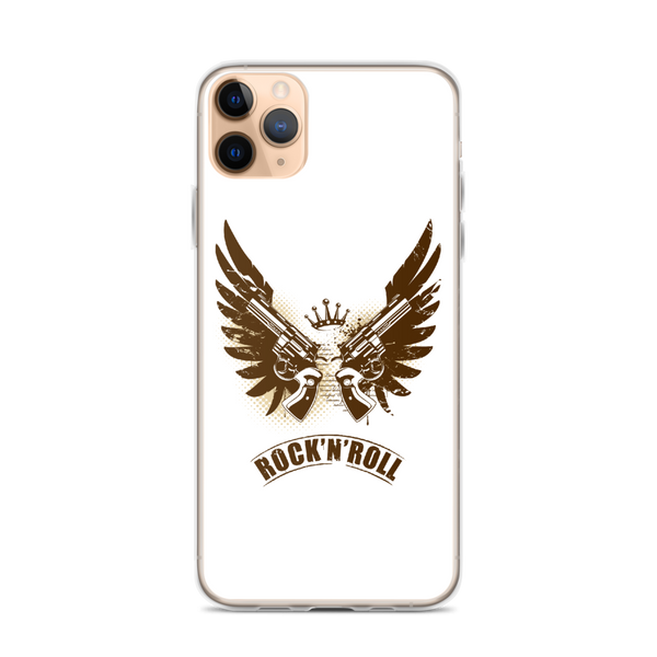 Rock N Roll - iPhone Case - iPhone 11 Pro Max - White