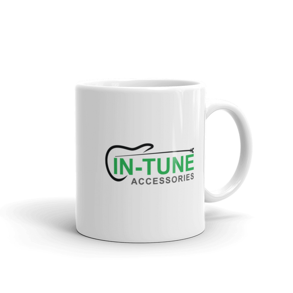 In-Tune Accessories - Ceramic Mug - 11oz - Right Handed
