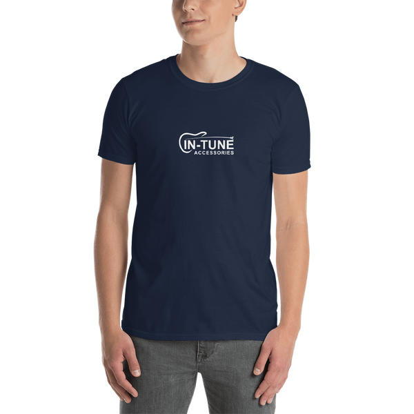 In-Tune Accessories - Unisex T-Shirt - Navy