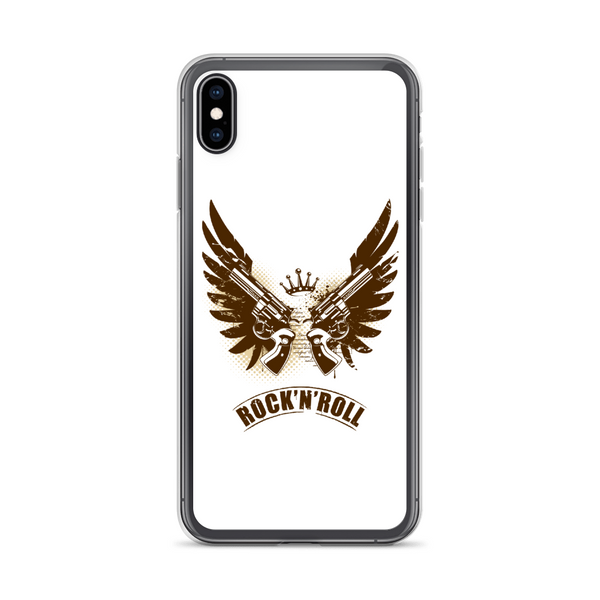 Rock N Roll - iPhone Case - iPhone XS Max - White