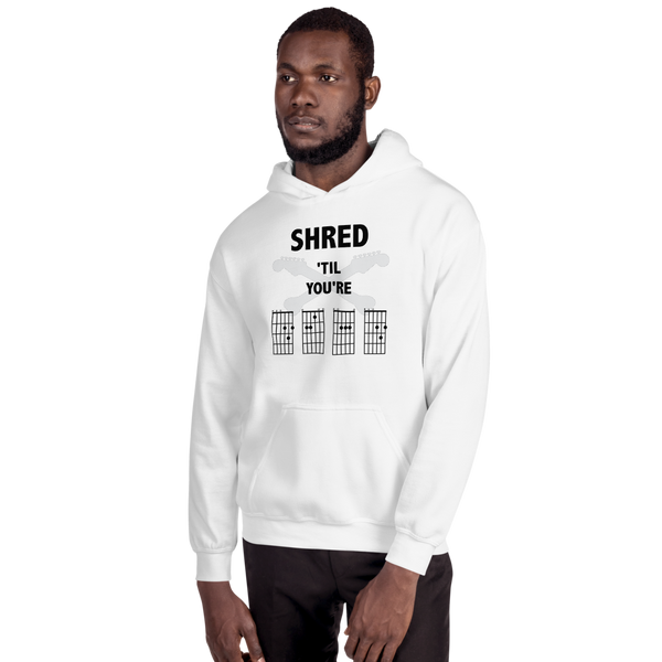 Shred 'Til You're D.E.A.D Hoodie