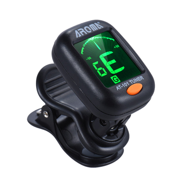 Chromatic Clip-On Tuner - Note Tuned