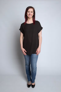 The Amelia Relaxed Fit Top - Nastiya