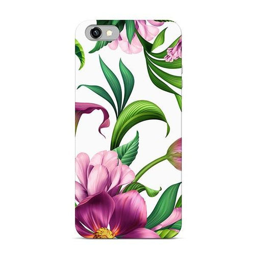 Funda Purple Flower I 7/8