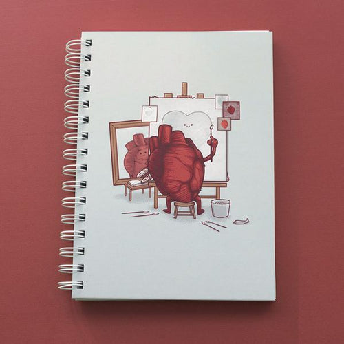 Self Portrait Notebook