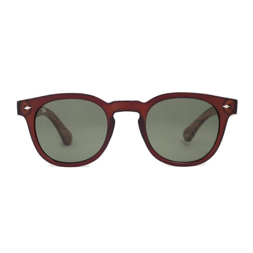 PE33 Oak Brown Sunglasses