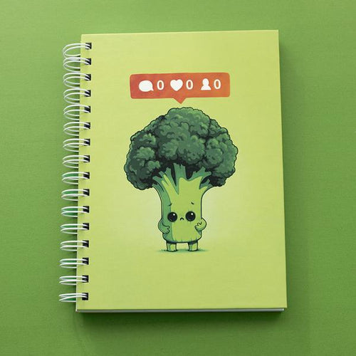 Nobody Loves Me Notebook