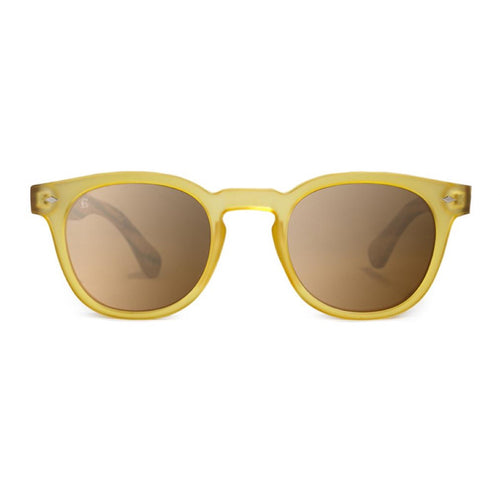 PE32 Oak Yellow Mirror Sunglasses
