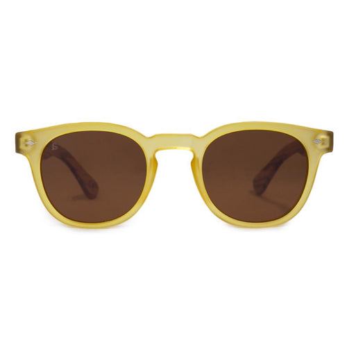 PE31 Oak Yellow Sunglasses