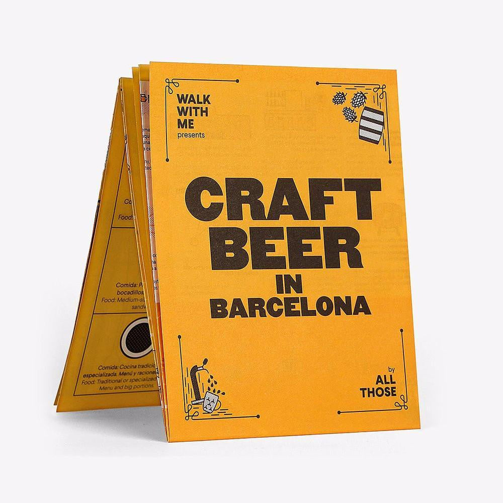 WWM12 Craft Beer in Barcelona