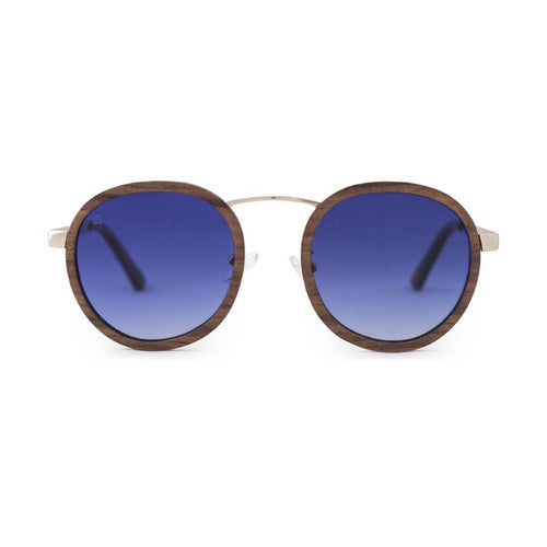 PE37 Nut Blue Sunglasses