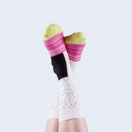 Maki Socks Californian Roll