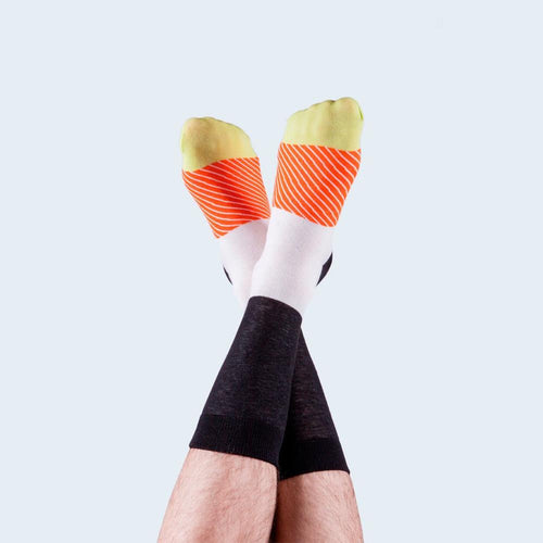 Maki Socks Salmon