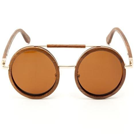PE14 Hazel Marron Sunglasses