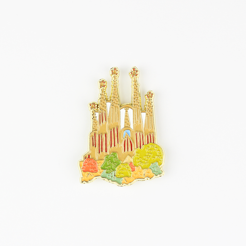 Sagrada Familia Pin