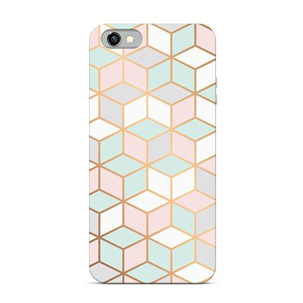 Funda Marble Hexagon 7/8