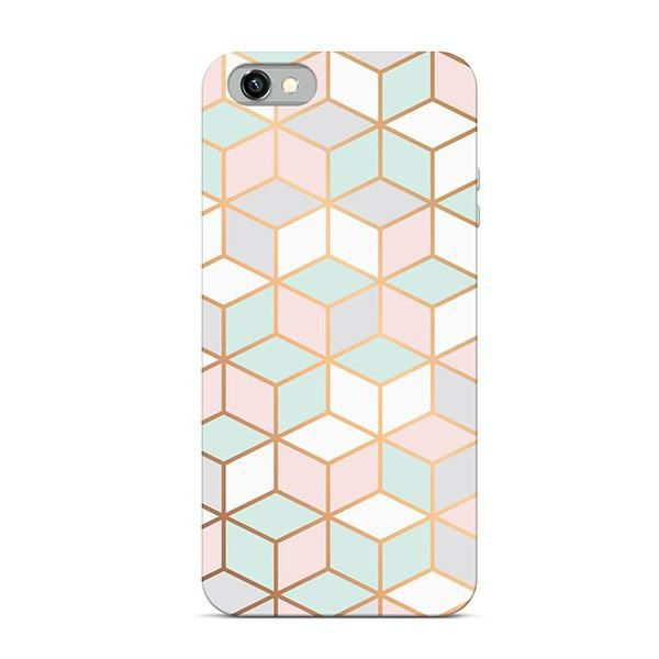 Funda Marble Hexagon I6