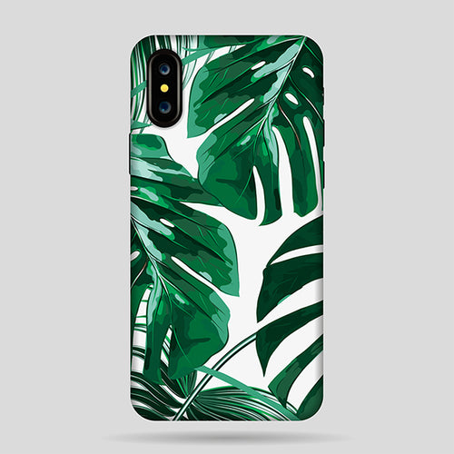 Funda Monstera I X
