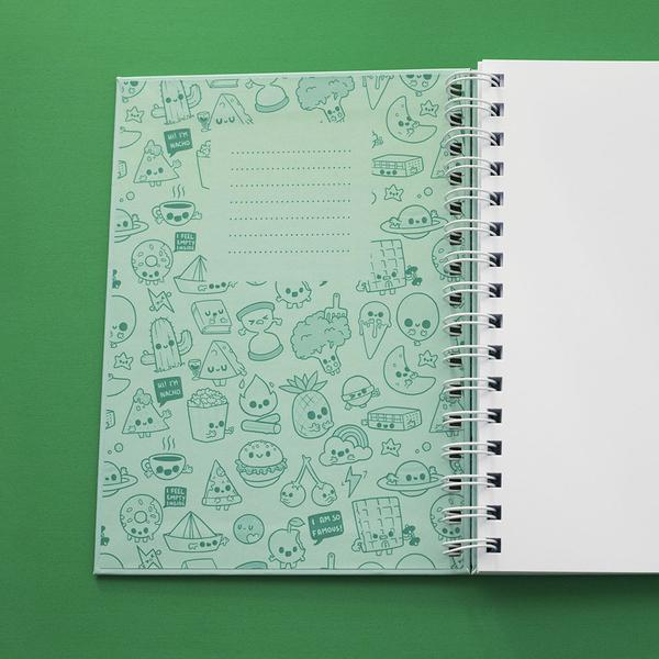 Shitty Time Notebook