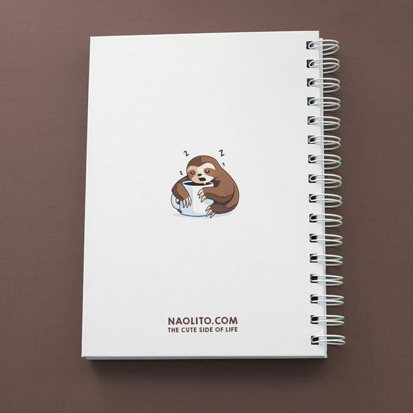 Before After Coffee Notebook