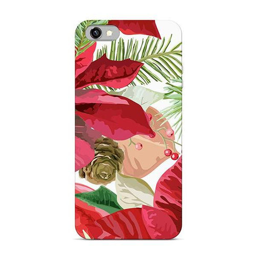 Funda Red Flower I 7/8