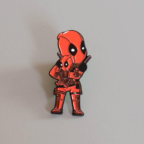 Deadpool Pin