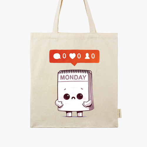 Everybody Hates Monday Tote Bag