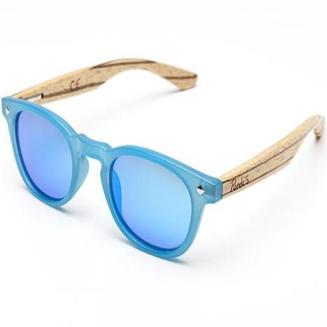 Ash Blue Sunglasses