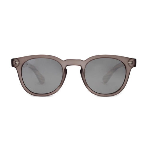 PE36 Oak Grey Mirror Sunglasses