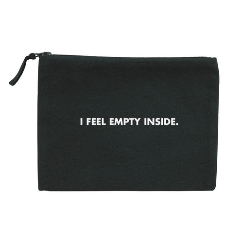 I Feel Empty Pencil Case