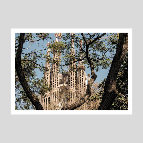 Sagrada Familia Photo A5