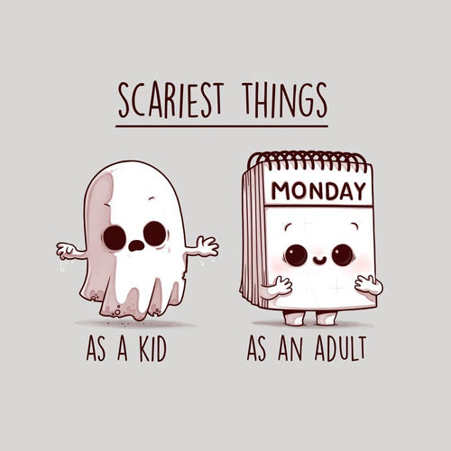 Scary Monday