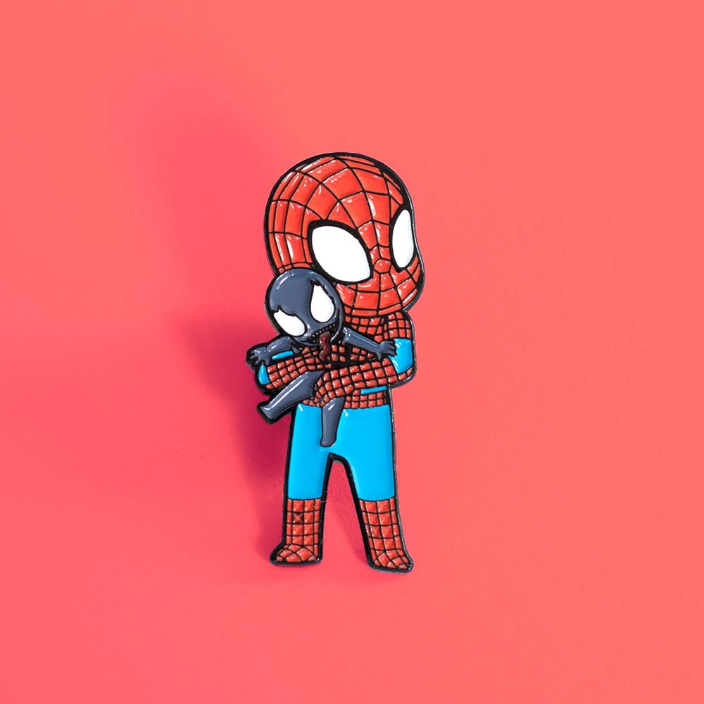 Spiderman Pin