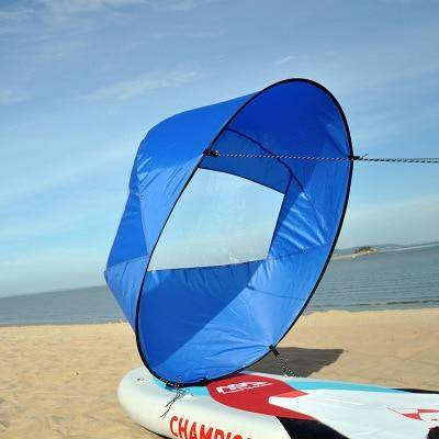 AirKayaks Foldable Kayak Sail - kayak sail kit - CraveStuff