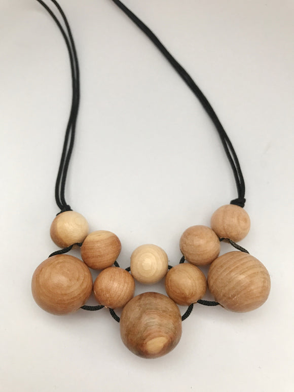 juniper teething nursing necklace