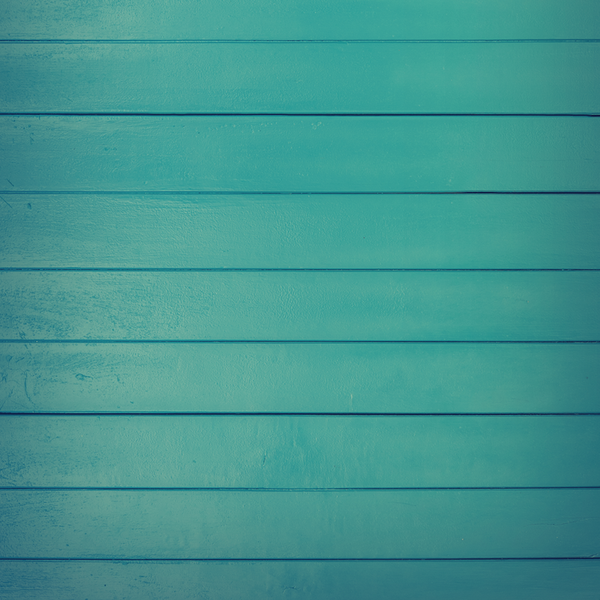 Blue Wood Planks Photo Backdrop