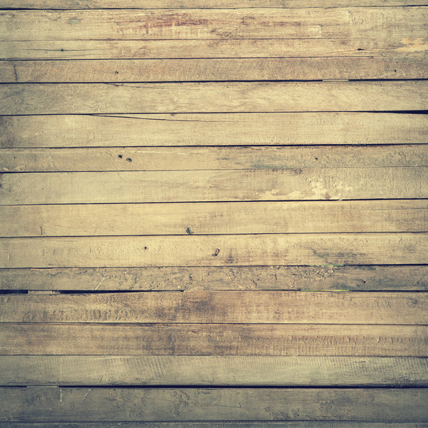 Brown Wooden Fence Photo Backdrop