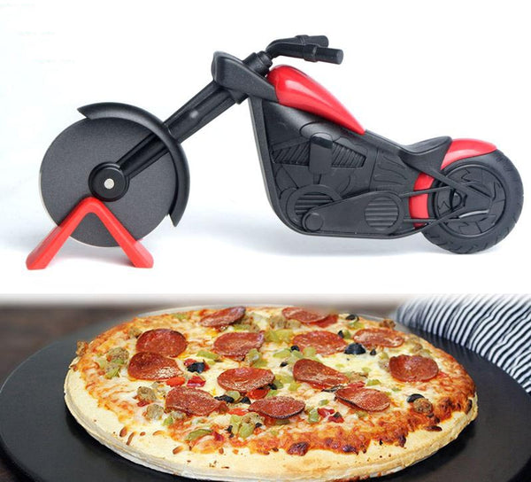 Coupe pizza Custom Bike