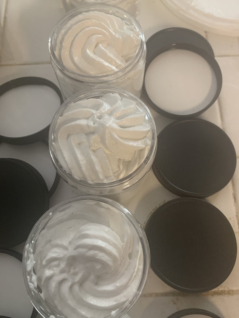 Fluffy Whipped Soap