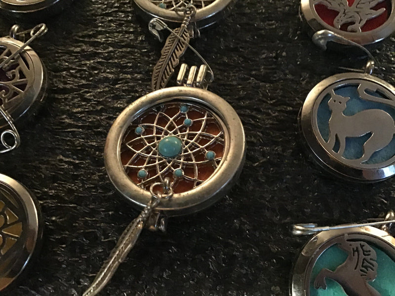 Additional Aromatherapy Locket