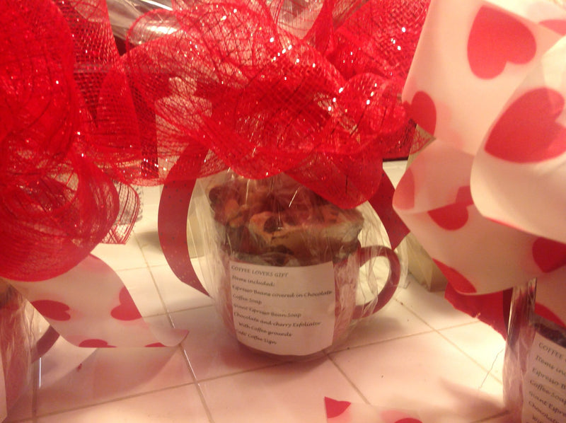 Coffee Lovers Indulgence Giftwrapped