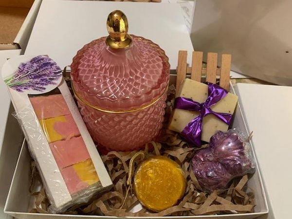 Lavender Calm Gift Box (large)